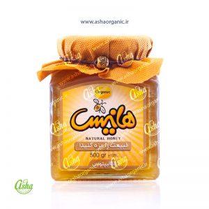 عسل ارگانیک هانیس