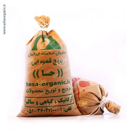 برنج قهوه ای ارگانیک