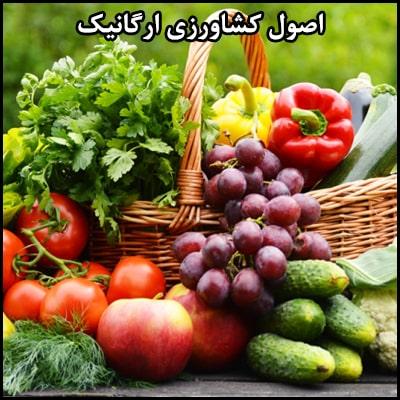 اصول کشاورزی ارگانیک