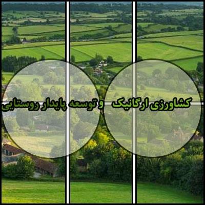 کشاورزی ارگانیک و توسعه پایدار روستایی