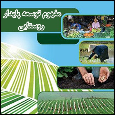 مفهوم توسعه روستایی